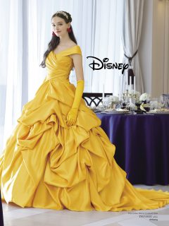 DISNEY WEDDING DRESS COLLECTION(ディズニー)4