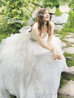 DISNEY WEDDING DRESS COLLECTION(ディズニー)